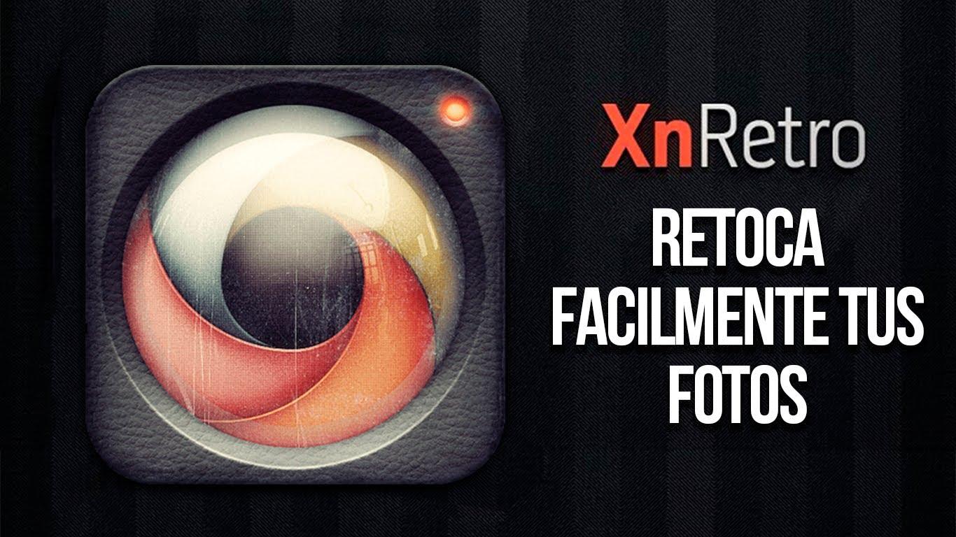 Программа XnRetro для Андроид