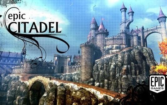 Epic Citadel — отличная тестовая программа для смартфонов