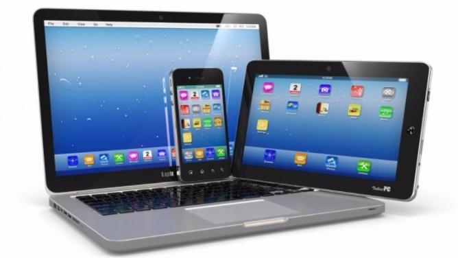 планшеты и смартфоны