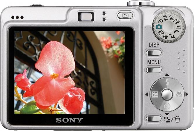 Sony DSCW 690S