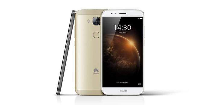 Huawei G7 Plus фото